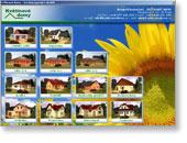 Květinové domy - prezentační CD