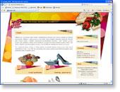 WWW prezentace Lahůdky JAPE